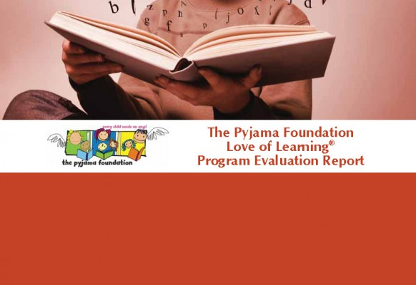 The Pyjama Foundation Love of Learning